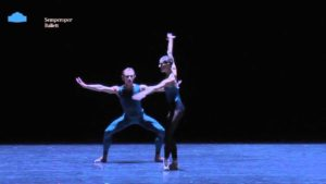 In the Middle, somewhat Elevated – Jete Woman solo