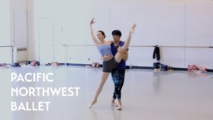 In the Middle, Somewhat Elevated with William Forsythe (Pacific Northwest Ballet)