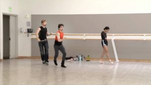 In the Studio: Christopher Wheeldon