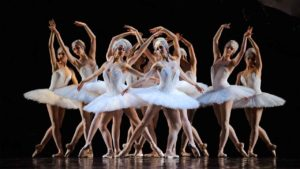 In the Studio: Learning Swan Lake