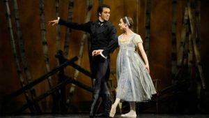 In the Studio: Onegin