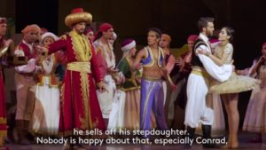 INSIDE LOOK | Ivan Liška's Le Corsaire What To Look For Part 1