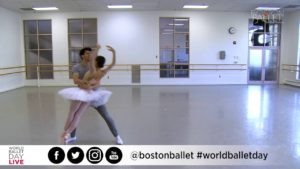 INSIDE LOOK | World Ballet Day 2016