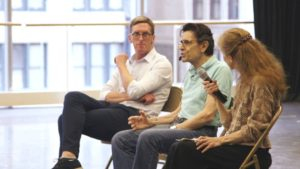 Joffrey Circle Salon: Stories in Motion with Edward Villella