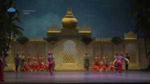 La Bayadère – The Ring Divertissement