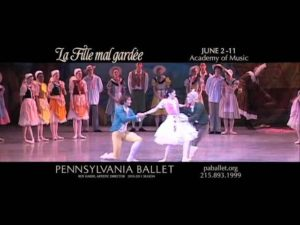 La Fille mal gardee- Love the Arts