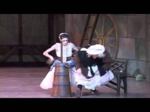 La Fille mal gardee Preview