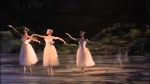 La Sylphide – Royal Swedish Ballet 2012