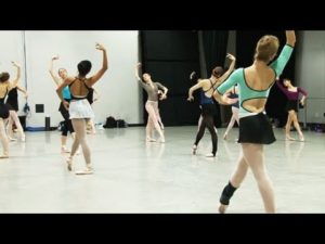 La Sylphide – Video Blog 1 of 3: An Austin Premiere