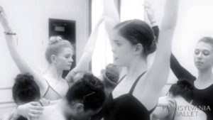 Lauren Fadeley speaks about her role in Swan Lake