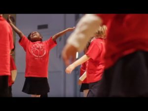 Mark Morris Dance Group's Dance, Music, and Literacy Project