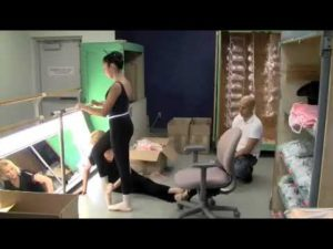 MCB School – Freed Pointe Shoe Fitting