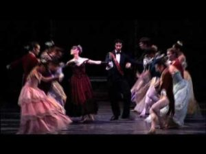 Miami City Ballet: Edward Villella talks about La Sonnambula