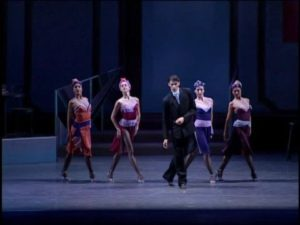 Miami City Ballet – The Fox Trot 01