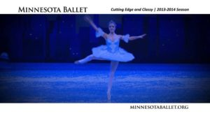 """Minnesota Ballet : """"Prepare to be Moved"""""""