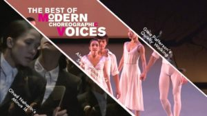 Modern Choreographic Voices Promo 2015 – 30 Seconds