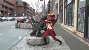 Nutcracker Around Town