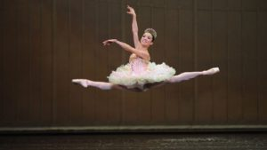 Nutcracker Studio to Stage: Frances Chung
