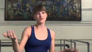NYC Ballet's Ashley Bouder on Balanchine's SERENADE