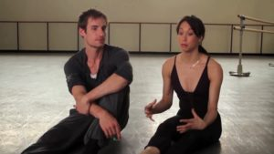 NYC Ballet's Georgina Paczoguin and Andrew Veyette on WEST SIDE STORY SUITE