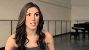NYC Ballet's Tiler Peck on Christopher Wheeldon's LES CARILLONS