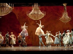 Onegin: From the Shop to the Stage