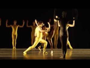ONSTAGE | William Forsythe's Artifact 2017