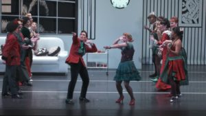 Party Scene excerpt from The Hard Nut – Mark Morris Dance Group
