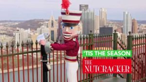 Pittsburgh Ballet Theatre's The Nutcracker visits Mount Washington