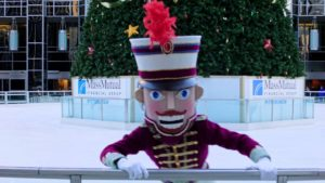 Pittsburgh Ballet Theatre's The Nutcracker visits the Mass Mutual Pittsburgh Ice Rink at PPG!