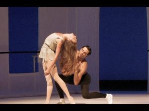 PNB's Afternoon of a Faun excerpt