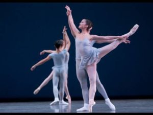 PNB's All Balanchine Imagery