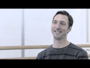 PNB's Dancer Profile-Jeffrey Stanton