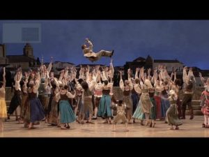 PNB's Don Quixote trailer