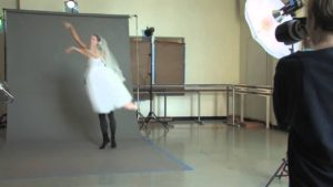 PNB's Giselle-Photo shoot