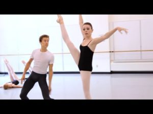 PNB's Next Step-Name Sean's Ballet