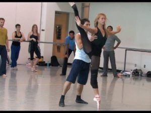 PNB's Serious Pleasures-Interview with Parrish Maynard