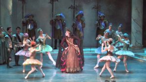 PNB's Sleeping Beauty trailer