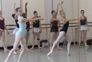 PNB's Summer Course 2010 – Woman's Variation