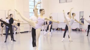 PNB's Summer Course 2014-Level VII Pas de Deux