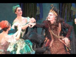 PNB's The Sleeping Beauty-On Being Carabosse