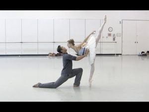 PNB's The Sleeping Beauty-Wedding Pas de Deux