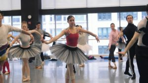 Preview of Alexander Ekman's Tulle