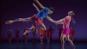 Pure Dance Items (excerpt): Mark Morris Dance Group