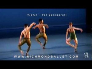 Richmond Ballet heads to The Joyce NYC