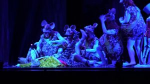 Ridiculous Mouse King Downplays Violence in Cincinnati Ballet's Nutcracker