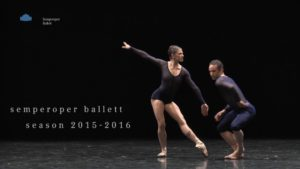 Semperoper Ballett Season Announcement 15 – 16 DEUTSCH