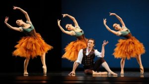 SF Ballet at The Spoleto Festival