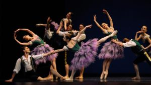 "SF Ballet in ""From Foreign Lands"""