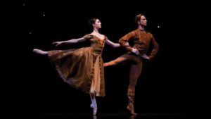 "SF Ballet in ""In the Night"""